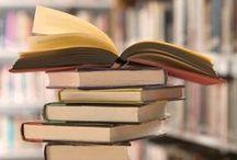 Books & Reading Nooks / by Claire Shalkowski