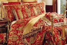 Colors - Red and Gold / Home decor, weddings, gift products everything featuring Chinese red and gold