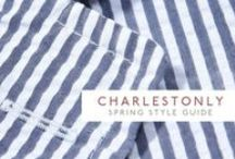 Charlestonly.com / The flavors, people, sights, sounds, and traditions found only in Charleston, South Carolina.    {AN INSIDER'S GUIDE TO CHARLESTON BY THE CHARLESTON AREA CVB}