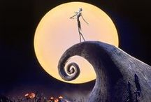 Tim Burton Beauty / All the beauty of Tim Burton and his imaginative worlds. / by Claire Shalkowski