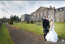Amazing Weddings at Springkell / Sringkell is a wonderful exclusive use property that can be hired for weddings.