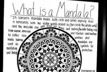 Mandala Art Khoncepts / Mandala art is one of Celeste's favorite graphic projects. All creations begin as a photograph that are transformed into colorful, eye catching, conversational abstract art.  Mandala designs are featured on a variety of unique gift products including cake pops, magnets, and wall decals.