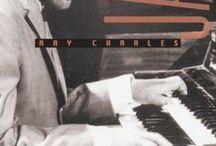 Ray Charles Organ / Ray Charles On Organ