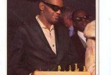Ray Charles Games / Ray Charles Playing Games