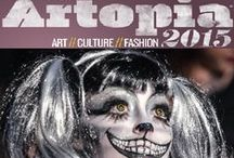 Westword Artopia 2015 / There was merriment, there was music and yes, there was art. Colorado's best performers and visual artists gathered at City Hall on February 21 for Artopia 2015. Among the performers were The Reminders, Dragondeer, Wheelchair Sports Camp, Venus Cruz and SF1. / by Denver Westword