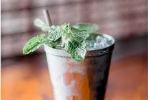 Refreshing Charleston / Enjoy these Southern spirits and more when checking out Charleston's iconic dining scene.
