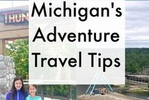 Michigan / Things to do, places to visit, must stop foodie spots and more.
