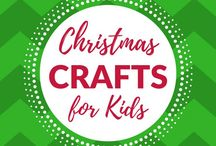 Crafts for Kids - Christmas