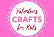 Crafts for Kids - Valentines / Crafts for kids focusing on Valentine's Day