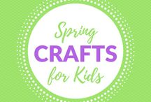 Crafts for Kids - Spring