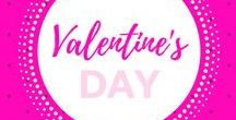 Valentine's Day / Perfect ideas for all your Valentine's Day needs!  Gifts, recipes, crafts and more!