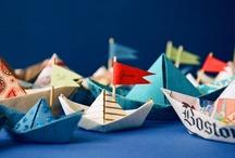 Nautical Birthday Party Inspiration / by Tamara Ryder