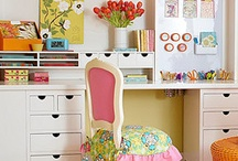 House - Study and Craft Room Inspiration / by Tamara Ryder