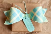Gift Wrap Love / by Tamara Ryder
