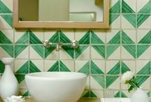 House - Bathroom Inspiration / by Tamara Ryder