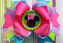 BOWS / Cute bows to buy or make. Lots of wonderful adorable amazing ideas for bows! / by Sarah Bryant