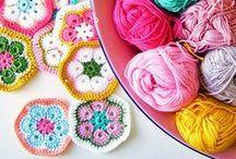 Crochet Love / by Tamara Ryder
