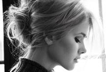 Beauty // Hair / hair is a woman's crown / by Marsha Lie