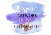 INSPIRE: Art on Walls