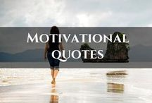 Motivational Quotes / Get motivated and inspired to become a great you!