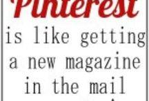 Reason for Pinterest! / by Vicki Back Becker