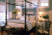 Master Bedroom / by Vicki Back Becker