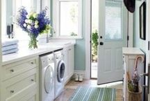 Laundry Rooms / by Vicki Back Becker