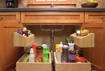 Organizing and Cleaning / by Mayfe Loayza