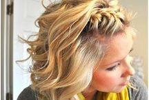 Hair!! / by Sarah LeFan