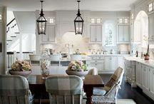 Kitchens / by Vicki Back Becker