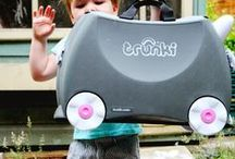 Trunki Fans! / A round up of some of our favourite pictures sent in by you guys of your children with their Trunki products. If you've got a photo or video you'd like us to add please email marketing@trunki.com