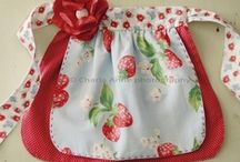 Aprons / by Little Susie Home Maker