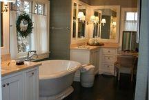 Bathrooms / by Vicki Back Becker
