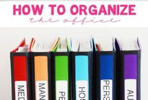 Organization / by Vicki Back Becker