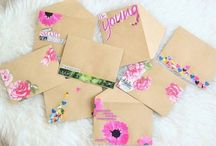 Creative Penpal & Snail Mail Inspiration