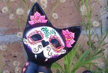 Crazy cat lady / cats