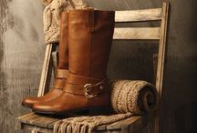 Boots / by Vicki Back Becker