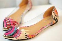 Shoes, I do adore.