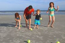 Days Out / Whether it's home or abroad, days out at the beach are great fun for kids.   Check out this board for tips on seaside games and activities for the family. Pus, the coolest beach accessories for kids!