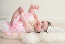 Kennedy's 6 month photo shoot / by Kristin Leigh