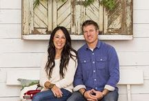 Fans of The Fixer Upper Show on HGTV / This is for anyone following the Fixer Upper series on HGTV.