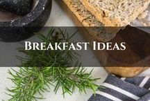 Breakfast Ideas / Naturally gluten free, grain free and packed fill of nutrients