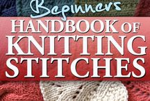 Knitting / by Vicki Back Becker
