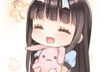 Animes / Mangas / Un peu de tout mais en particulier des mangas