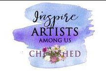 INSPIRE: Artist Original Work / Beautiful artwork from around the world, by the artists themselves.
