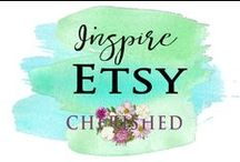 INSPIRE: Etsy, products & selling tips!