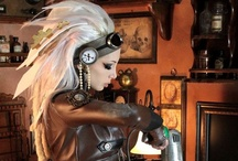 steampunk / Primarily steampunk style clothing