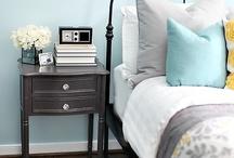 Home: Master Bedroom / by Sarah Rickard