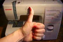 Sewing I will likely not accomplish / by Ashley Nebel