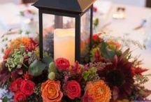 Centerpiece Ideas / by The Farmhouse Weddings LLC